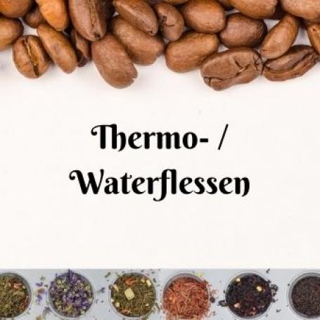 Thermo-/waterflessen
